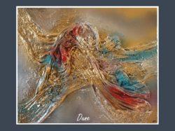 Dune - Dentelle de Béton par Nénuph'Arts - Gironde - Art - Boutique - Peinture