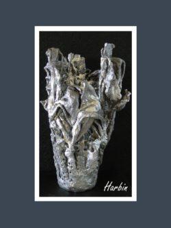 Harbin - Dentelle de Béton par Nénuph'Arts - Gironde - Art - Boutique - Sculpture