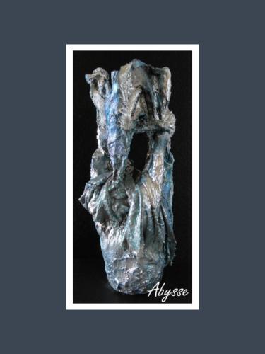 Abysse - Dentelle de Béton par Nénuph'Arts - Gironde - Art - Boutique - Sculpture