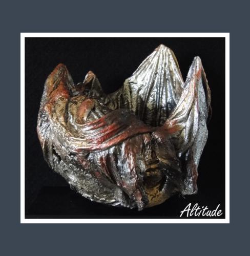 Altitude - Dentelle de Béton par Nénuph'Arts - Gironde - Art - Boutique - Sculpture