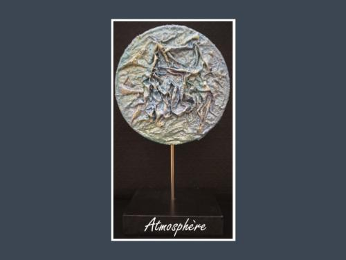 Atmosphère - Dentelle de Béton par Nénuph'Arts - Gironde - Art - Boutique - Sculpture