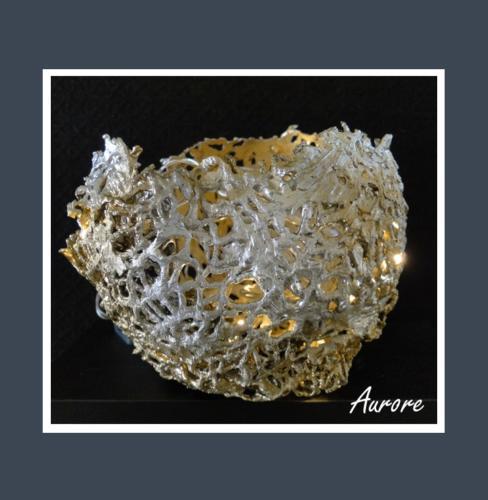 Aurore - Dentelle de Béton par Nénuph'Arts - Gironde - Art - Boutique - Sculpture