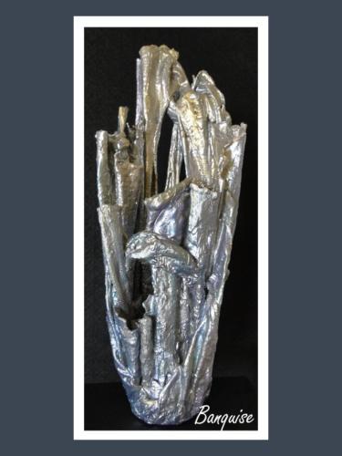 Banquise - Dentelle de Béton par Nénuph'Arts - Gironde - Art - Boutique - Sculpture