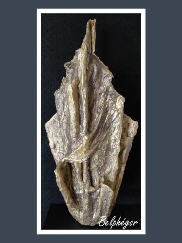 Belphégor - Dentelle de Béton par Nénuph'Arts - Gironde - Art - Boutique - Sculpture