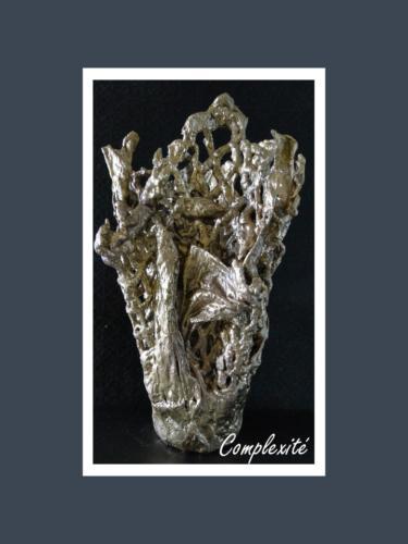 Complexité - Dentelle de Béton par Nénuph'Arts - Gironde - Art - Boutique - Sculpture