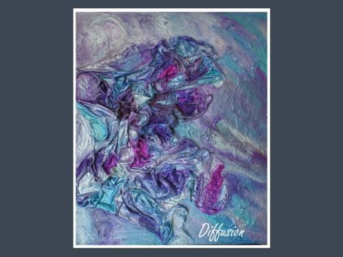 Diffusion - Dentelle de Béton par Nénuph'Arts - Gironde - Art - Boutique - Peinture