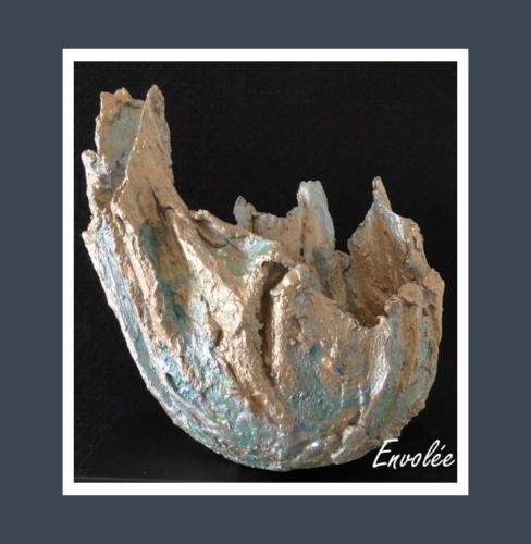 Envolée - Dentelle de Béton par Nénuph'Arts - Gironde - Art - Boutique - Sculpture