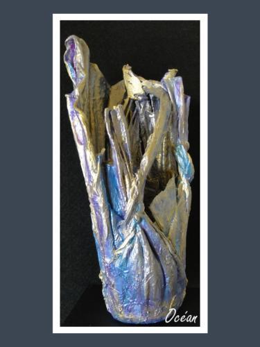 Océan - Dentelle de Béton par Nénuph'Arts - Gironde - Art - Boutique - Sculpture