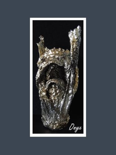 Onyx - Dentelle de Béton par Nénuph'Arts - Gironde - Art - Boutique - Sculpture