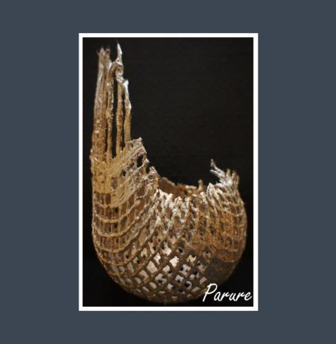 Parure - Dentelle de Béton par Nénuph'Arts - Gironde - Art - Boutique - Sculpture