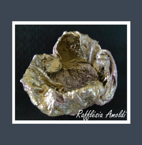 Rafflesia-Amoldi - Dentelle de Béton par Nénuph'Arts - Gironde - Art - Boutique - Sculpture