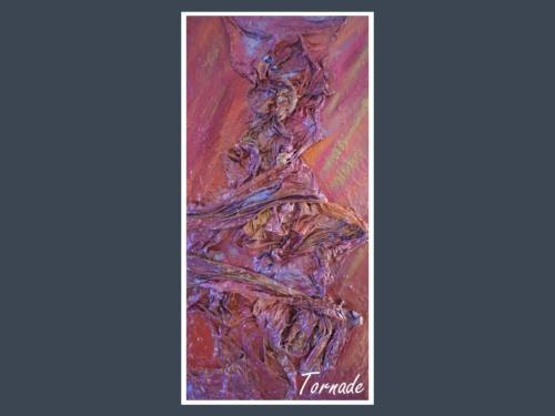 Tornade - Dentelle de Béton par Nénuph'Arts - Gironde - Art - Boutique - Peinture