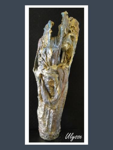 Ulysse - Dentelle de Béton par Nénuph'Arts - Gironde - Art - Boutique - Sculpture